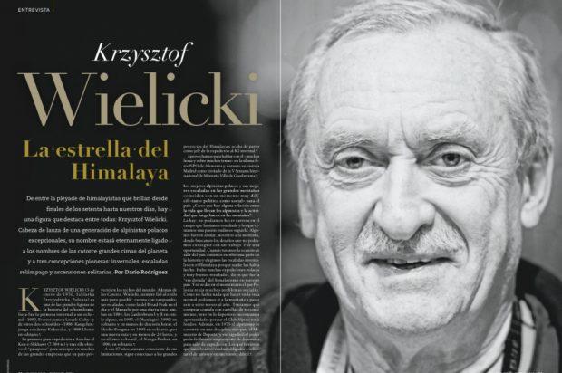 Desnivel, Krzysztof Wielicki