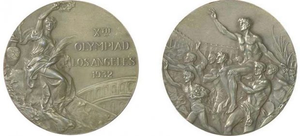 Medale Igrzysk w Los Angeles, 1932