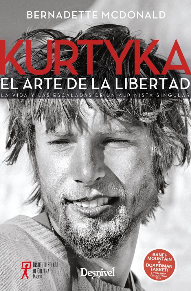 KURTYKA. EL ARTE DE LA LIBERTAD
