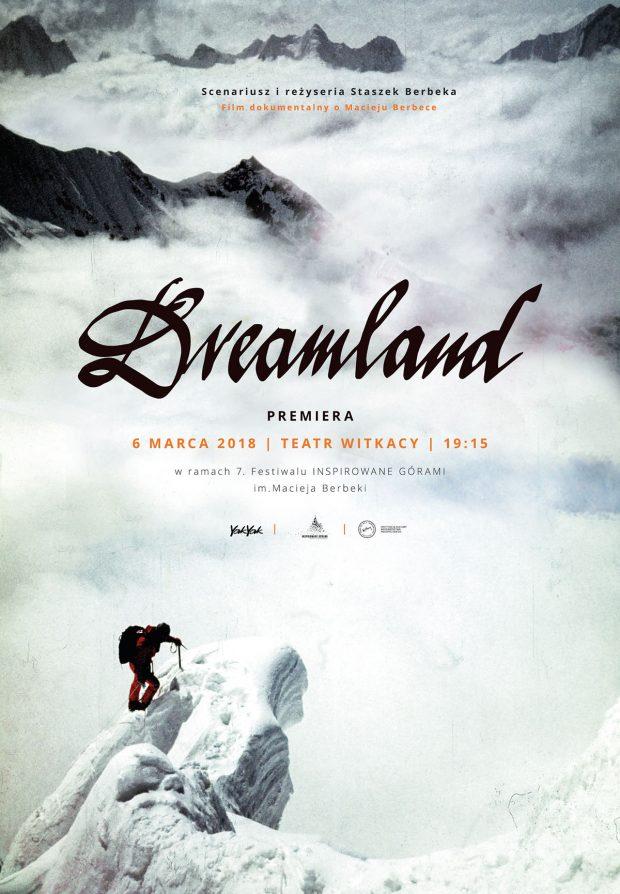 """Dreamland"" - plakat"