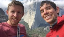Tommy Caldwell i Alex Honnold, nowi rekordziści na THe Nose