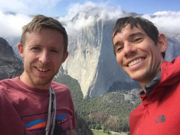 "Tommy Caldwell i Alex Honnold, nowi rekordziści na ""The Nose"""