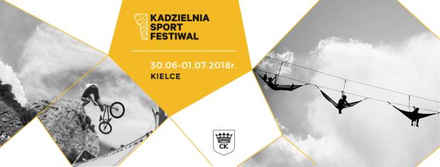 IV edycja Kadzielnia Sport Festiwal