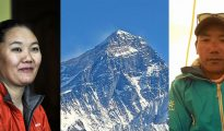 Lhakpa Sherpa i Kami Rita Sherpa - rekordziści na Mount Everest