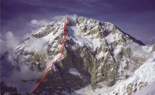 Filar Cassina, Denali (fot. maxneale.blogspot.com)