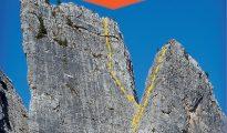 Dolomity – najpiękniejsze drogi wspinaczkowe wokół Cortiny d'Ampezzo, 2018