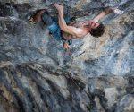 Adam Ondra na Czech Trip 9a+ (fot. Bernardo Gimenez)