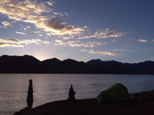 jezioro pangong