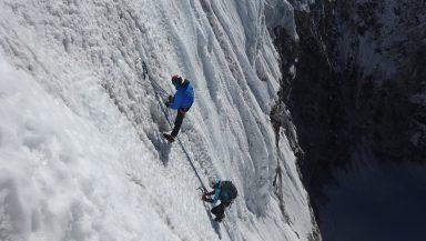 Wspinaczka na Dragnag Ri (6801 m)