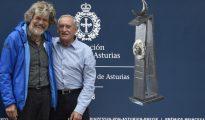 Reinhold Messner i Krzysztof Wielicki (fot. Ivan Martinezz/fpa.es)