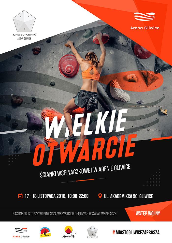 Chwyciarnia Nowa Sciana W Gliwicach Dni Otwarte 17 18 Listopada