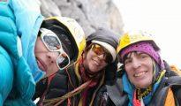 Ixchel Foord, Cecilia Buil i Anna Torretta (fot. arch. Anna Torretta)