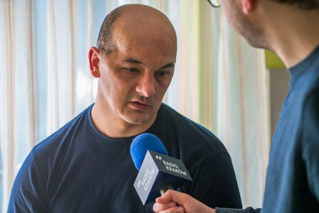 Tomasz Brzeski (fot. Radio Kraków)