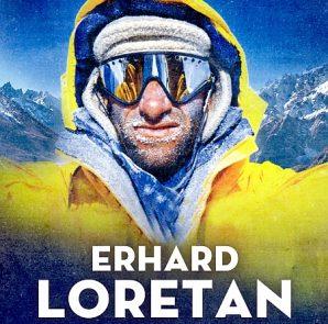"""""""Erhard Loretan.Ryczące ośmiotysięczniki"""", 2019"""