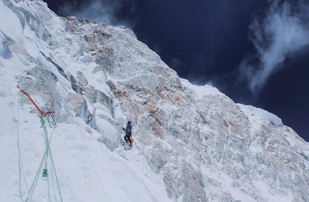 23 marca, wysokość ok. 7100 m (fot. Dmitrij Gołowczenko)
