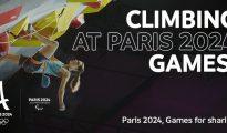 Igrzyska Paryż 2024 - wspinaczka sportowa