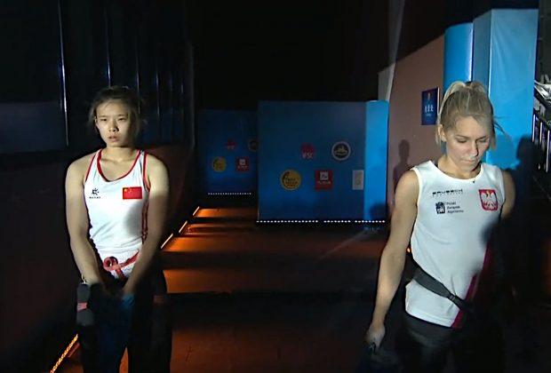 Pojedynek Song vs Rudzińska był zwieńczeniem finałów w Chongqing