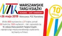 10. Warszawskie Targi Książki