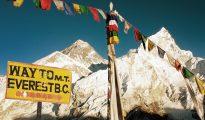 Pod Mount Everestem (fot. UIAA)