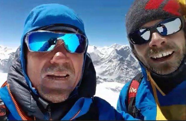 Marek Holeček i Zdeněk Hák (fot. FB Marek Holeček)