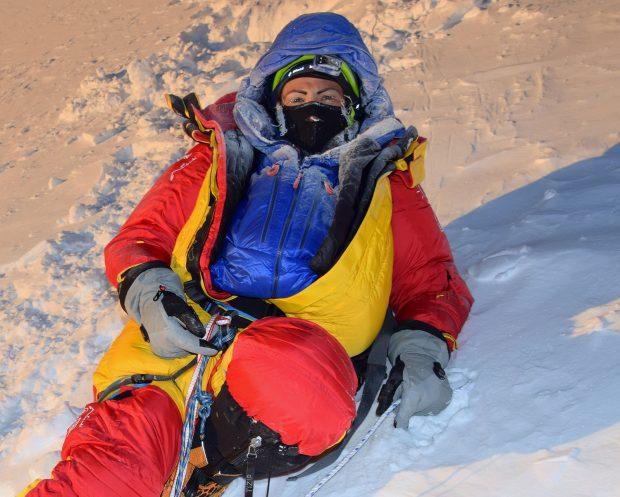 Wyruszamy na szczyt... (fot. arch. Magda Gorzkowska)