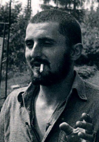 Pavol Pochylý (fot. arch. Piotra Paćkowskiego)