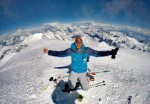 Karl Egloff na Denali (fot. FB Karl Egloff)