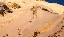 Widok na Toshe III (fot. FB Simon Messner)