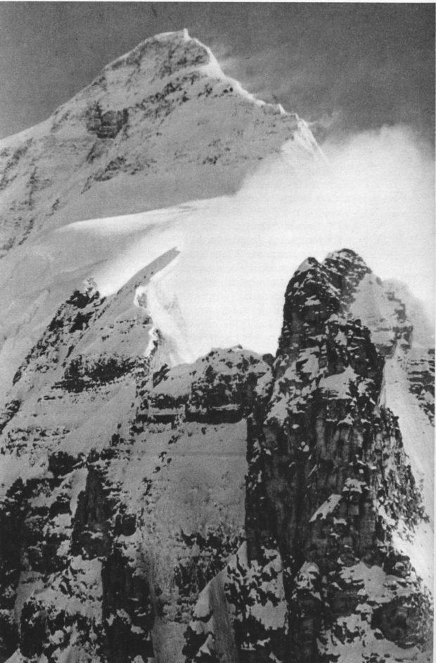 Nanda Devi East (7434 m), fot. archiwum wyprawy