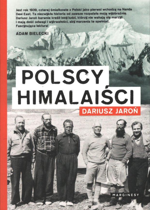 """""""Polscy himalaiści"""", Dariusz Jaroń, 2019"""