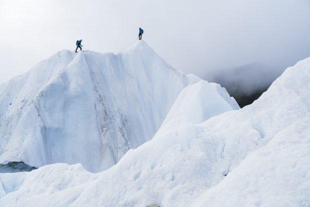 Khumbu Icefall (fot. Marek Ogień)