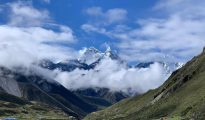Mount Everest i Lhotse (fot. PHZ)