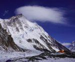 """K2 (fot. mat. prasowe """"Ostatnia góra"""")"""