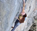 "Emma Twyford na ""The Big Bang"" 9a (fot. Ray Wood)"