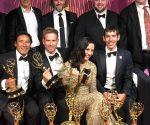 "Ekipa ""Free Solo"" z nagrodami Emmy"