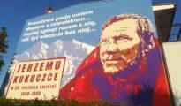Mural Jerzego Kukuczki w Gorzowie Wielkopolskim