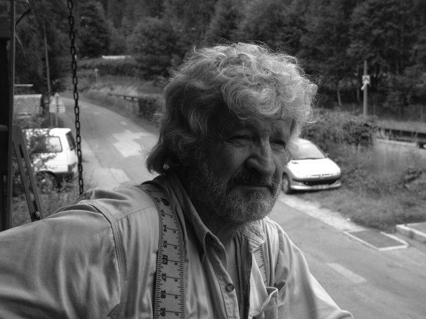 Gil Bodin (fot. arch. Piotr Paćkowski)