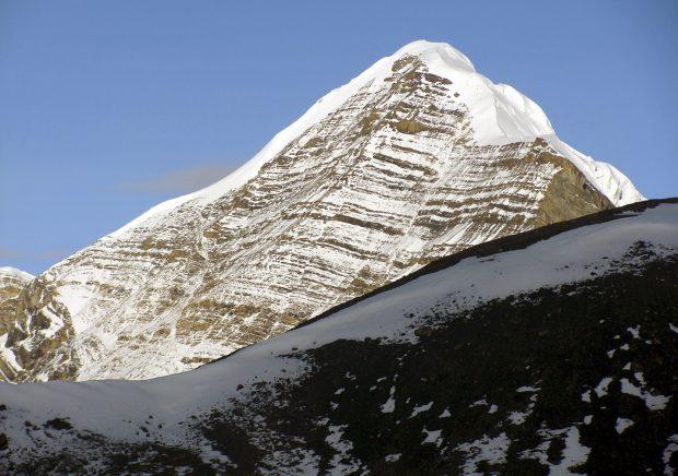 Amotsang (6393 m), fot. Damien Gildea