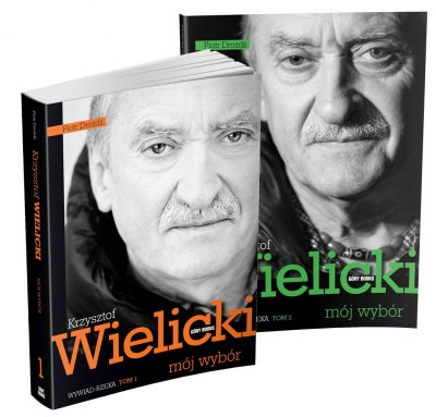 """""""Krzysztof Wielicki - mój wybór"""" tomy 1,2"""