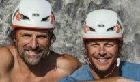 Alexander Huber i Guido Unterwurzacher (fot. Max Berger)