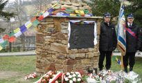 Pomnik Jerzego Kukuczki w Istebnej (fot. Polskie Himalaje)
