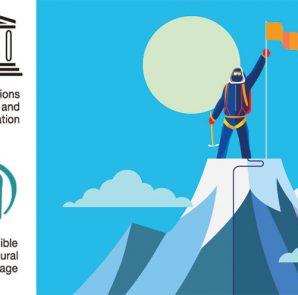 Alpinizm wpisany na listę reprezentatywną niematerialnego dziedzictwa kulturowego ludzkości (rys. Vectors by Vecteezy