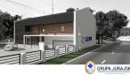 Wizualizacja projektu budynku Grupy Jurajskiej GOPR w Podlesicach