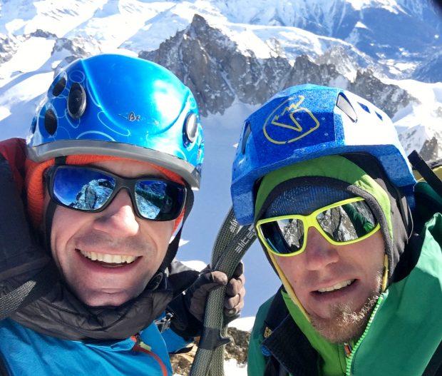 Filip Babicz i Denis Trento
