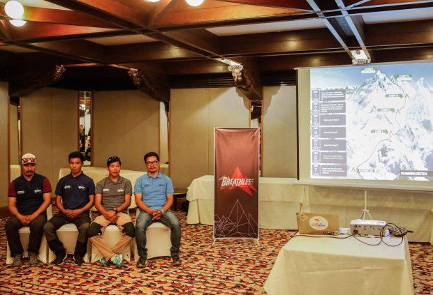 Breathless Everest Winter Expedition 2020 - członkowie ekspedycji