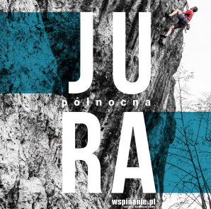 """""""Jura Północna. Przewodnik wspinaczkowy"""", Grzegorz Rettinger, wyd. 3, 2020"""