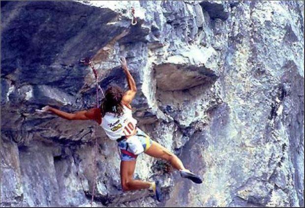 Patric Edlinger, Arco, 1986