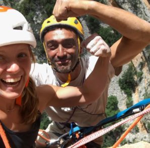 Ola Taistra i Gianfranco Boi (fot. Ola Taistra)