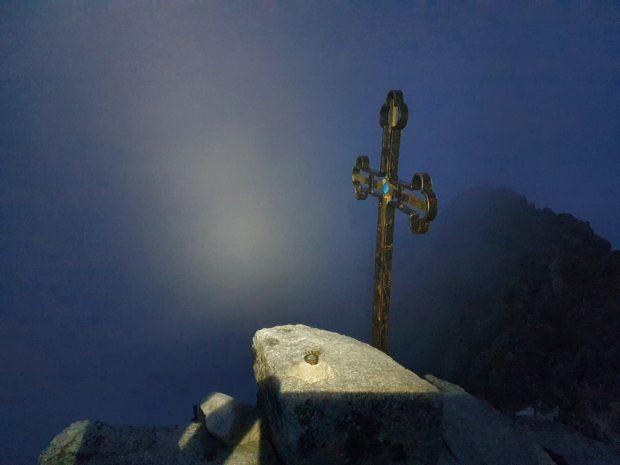 Na Gerlachu (13 sierpnia, 20:40)