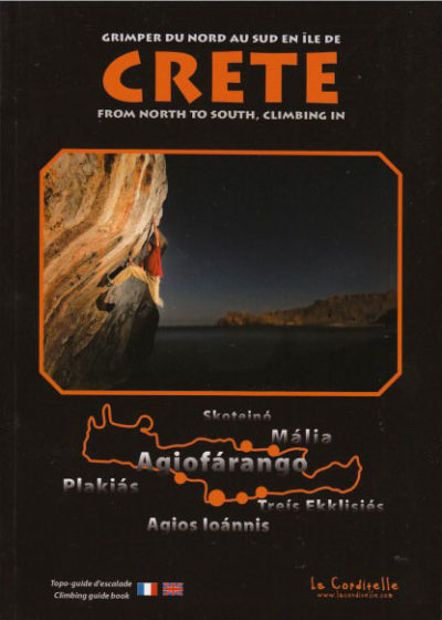 """""""Crete: Climbing from North to South"""", 2009"""